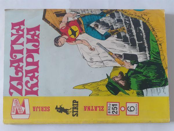 #ZS 251 Zagor:Zlatna kapija od 1 kune!